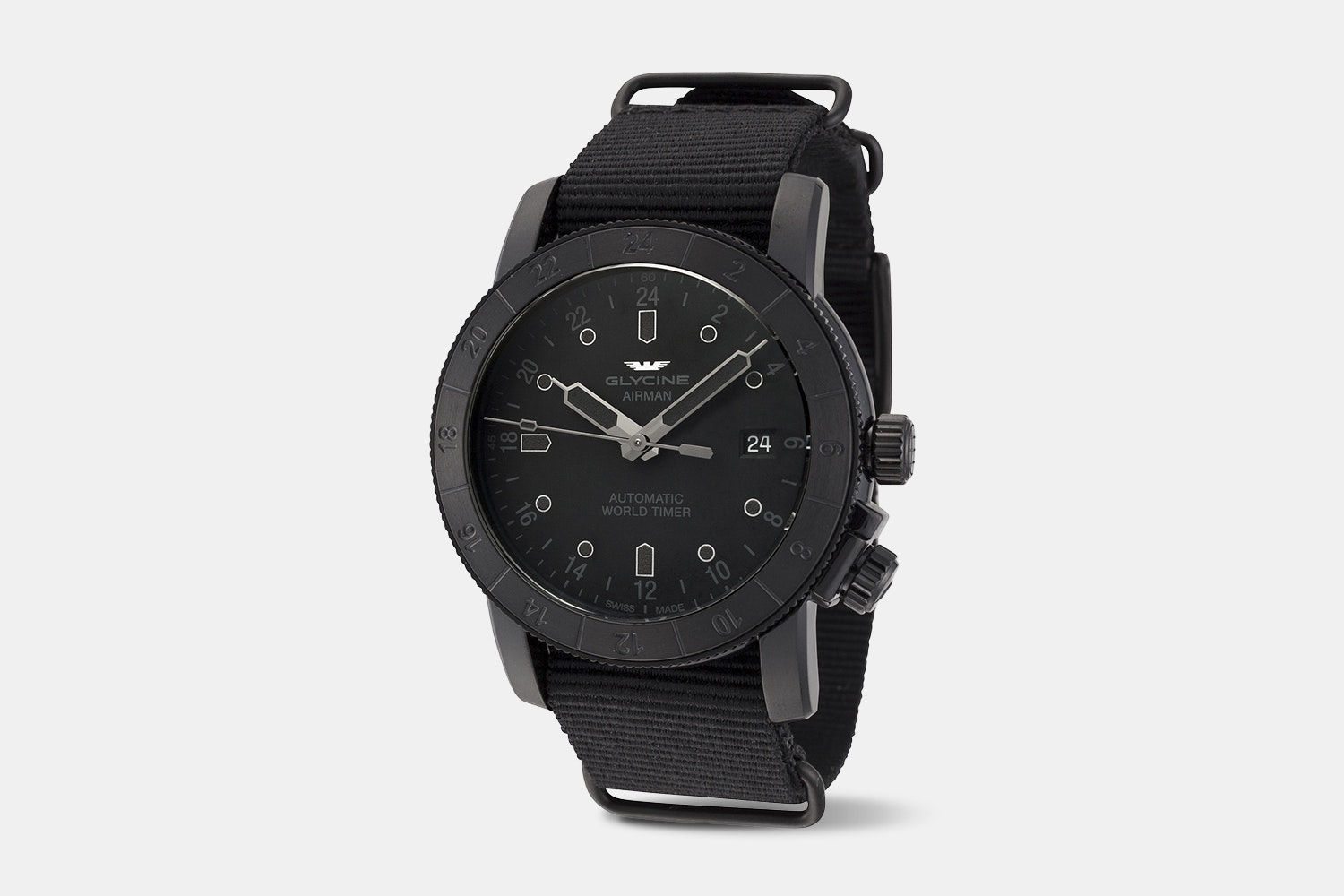 Airman 42 - GL0143 | All Black