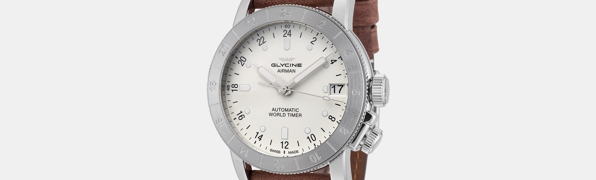 Glycine Airman Purist Automatic Watch
