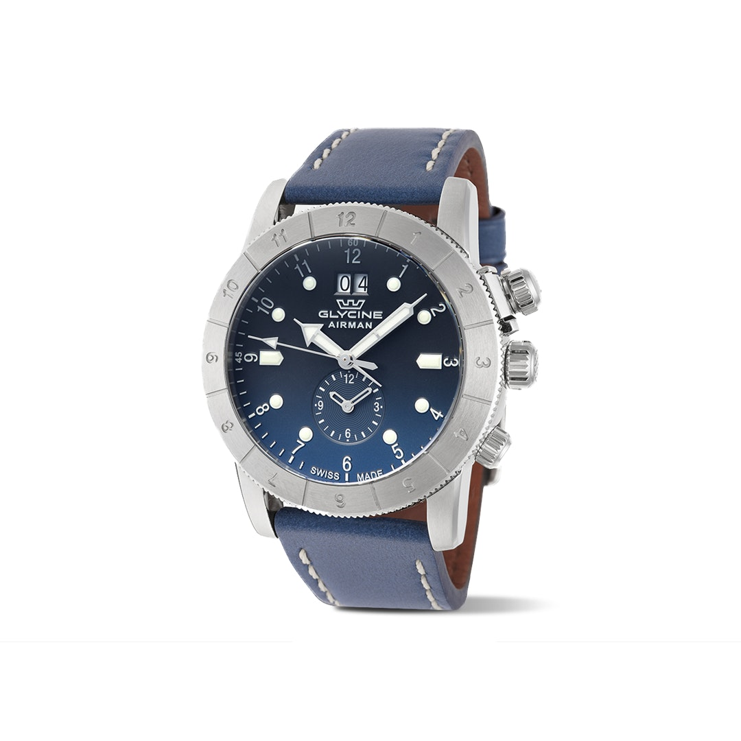 Glycine Airman Quartz Watch
