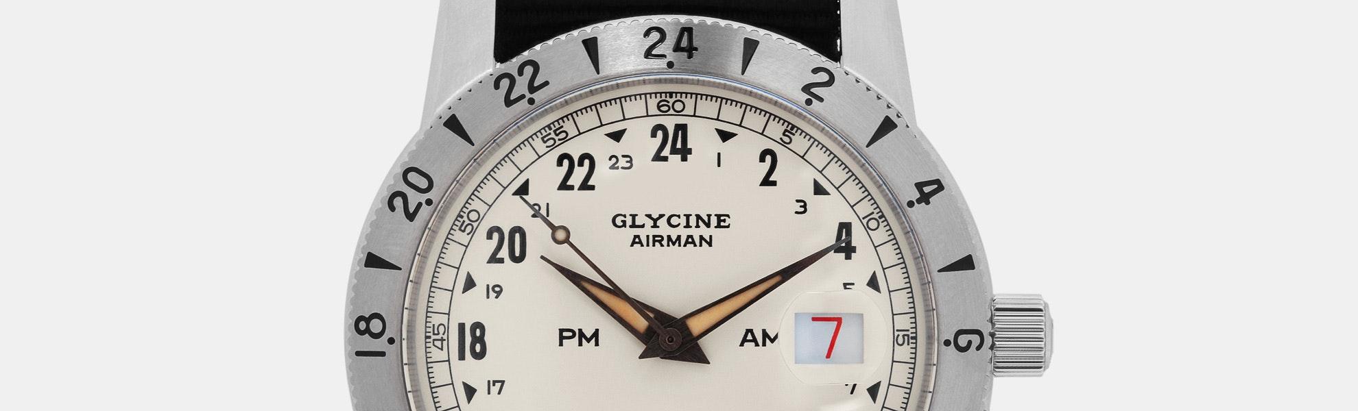 Glycine Airman Vintage 1953 – Massdrop Exclusive