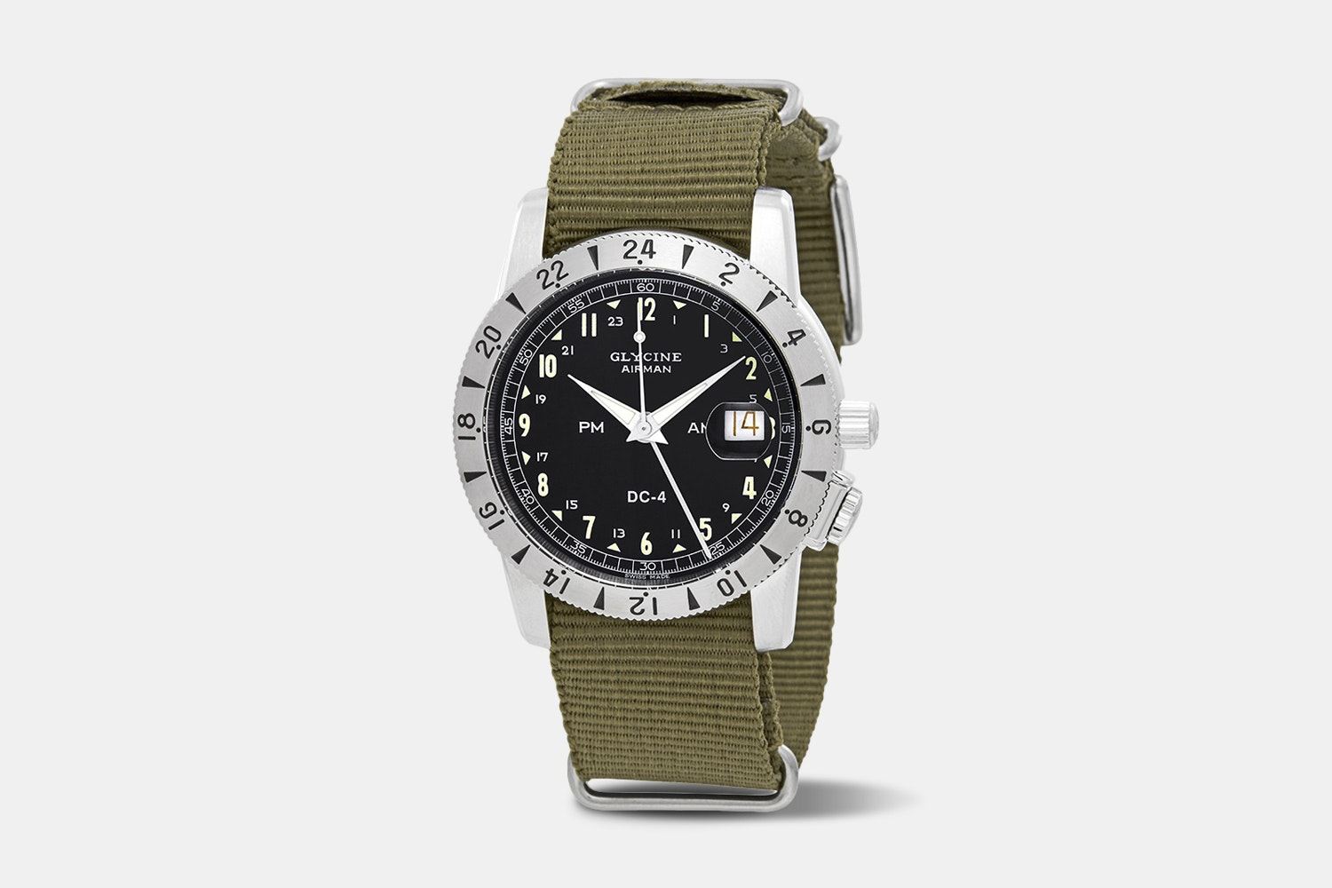 Glycine Airman Vintage 1953 Automatic Watch