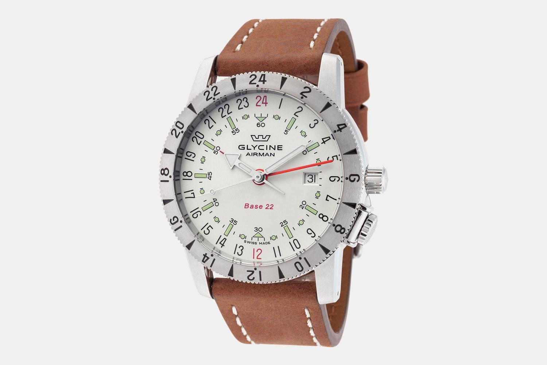 Glycine Airman Base 22 Watch