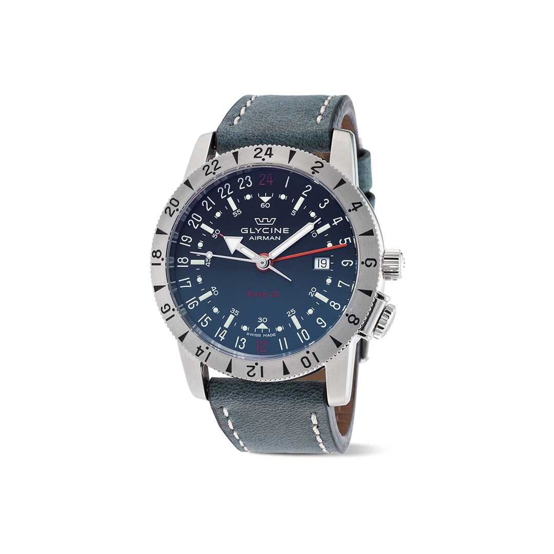 Glycine Airman Base 22 Automatic Watch