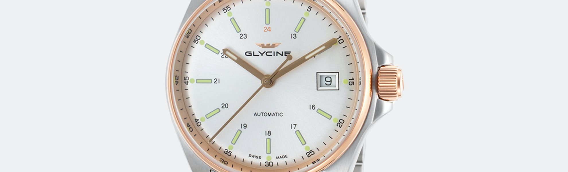Glycine Combat 6 36mm Automatic Watch