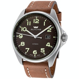3890.17AT_M LB7BH - Brown Dial / Brown Leather