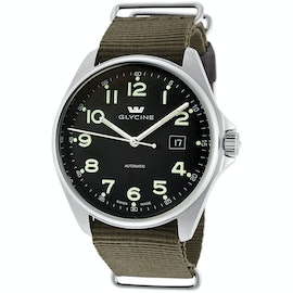 3890.19AT_M TB2 - Black Dial / Green Nato