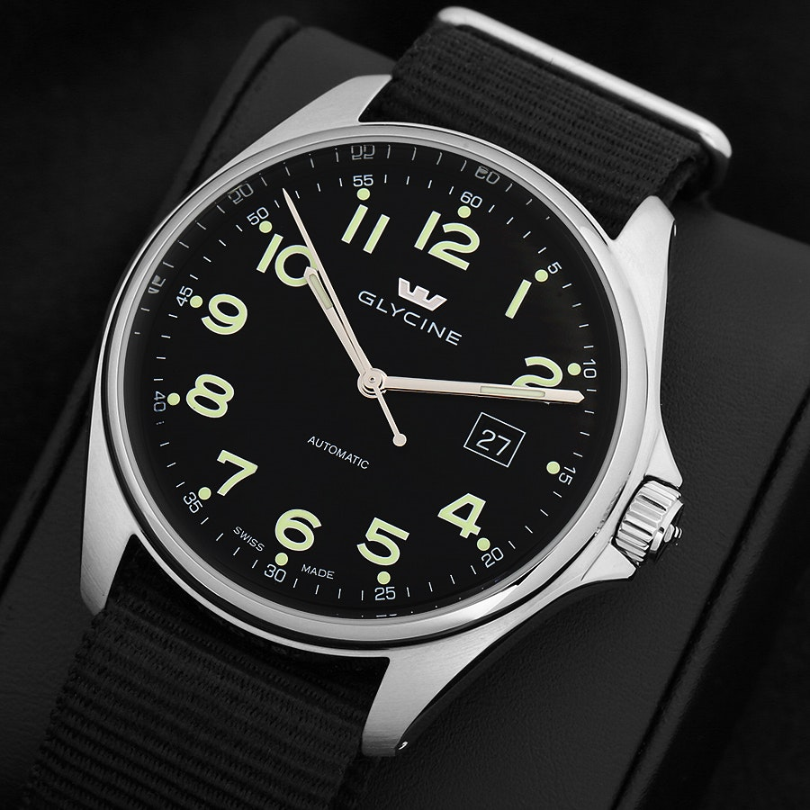 Glycine Combat 6 43mm Watch