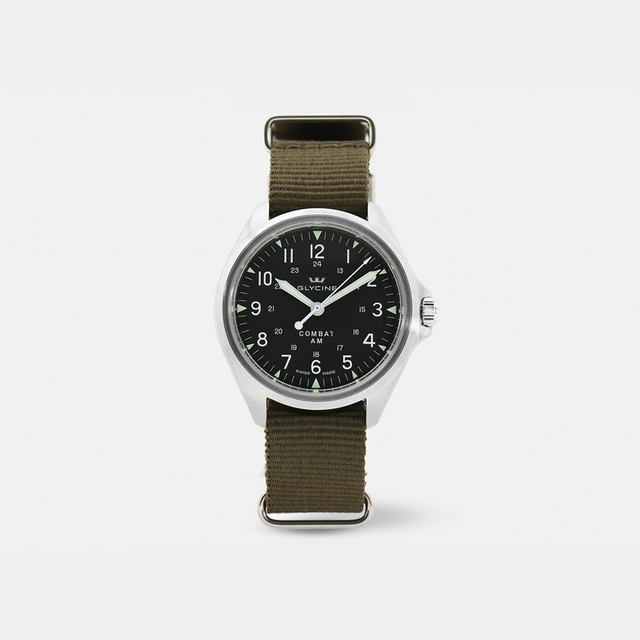 Glycine Combat 7 Vintage Automatic Watch