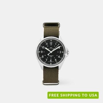 Glycine Combat 7 Vintage Automatic Watch