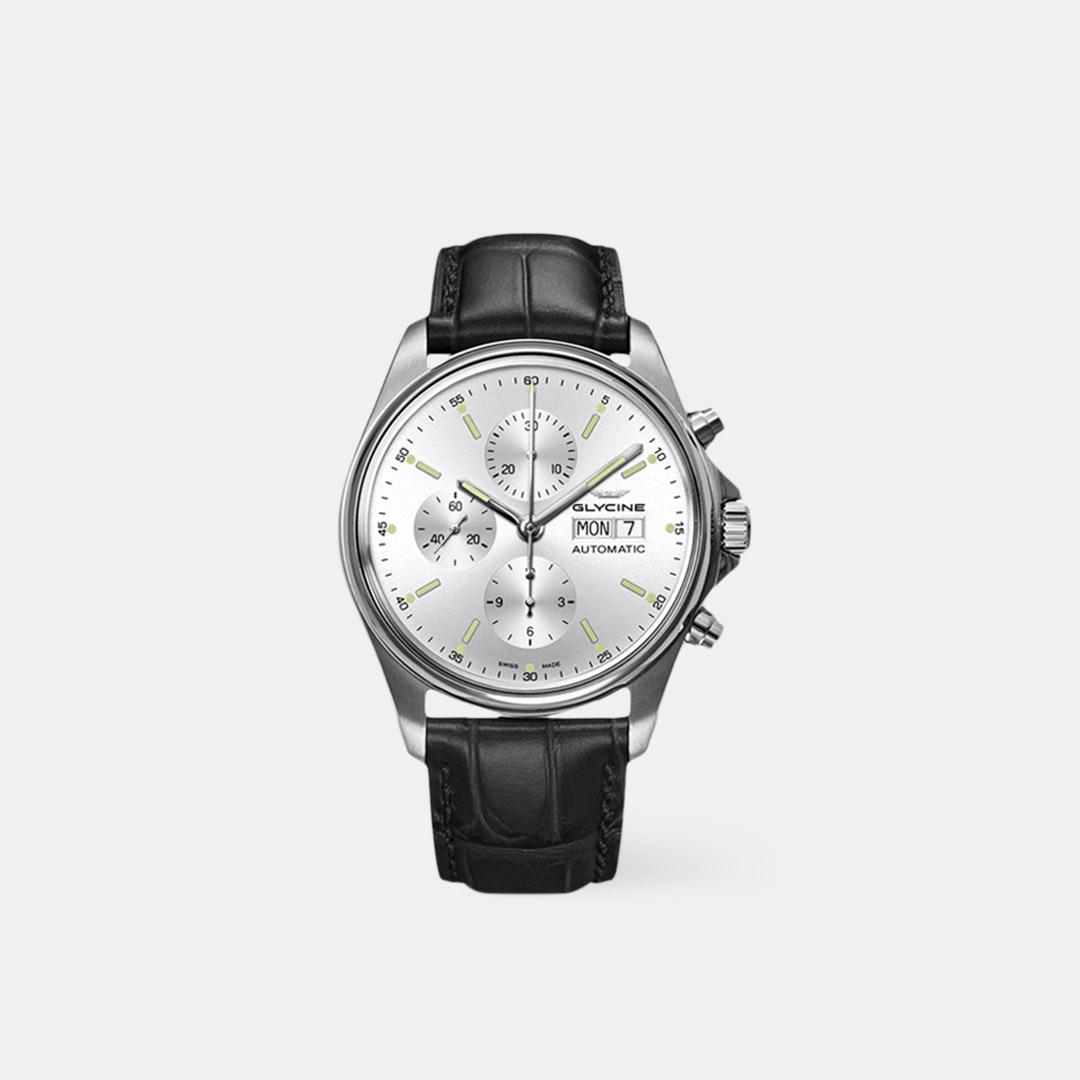 Glycine Combat Classic Chronograph Automatic Watch
