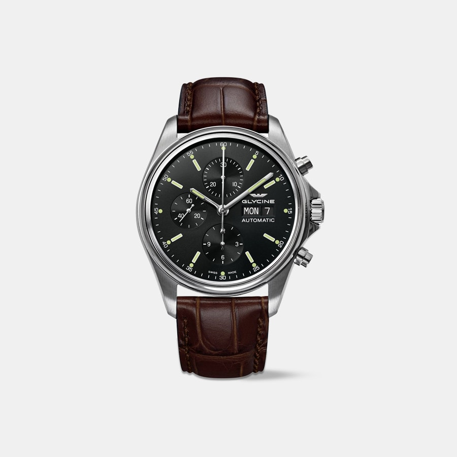Glycine Combat Classic Chronograph Automatic Watch