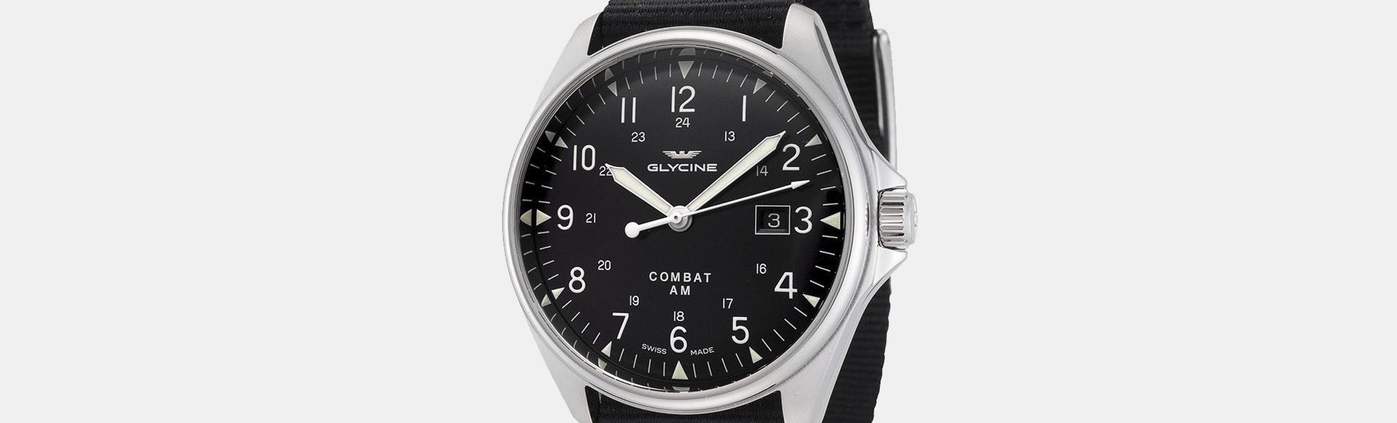 Glycine Combat 6 Classic Automatic Watch
