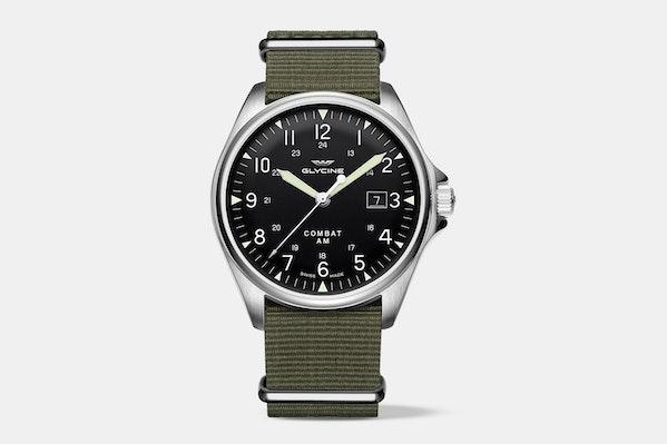 Glycine Combat 6 Classic Watch Price Reviews Massdrop