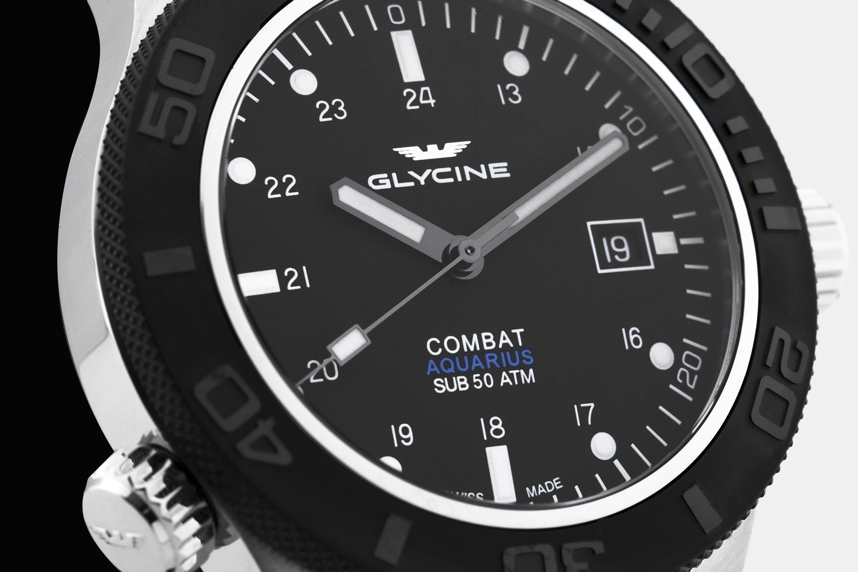 Glycine Combat Sub Aquarius Automatic