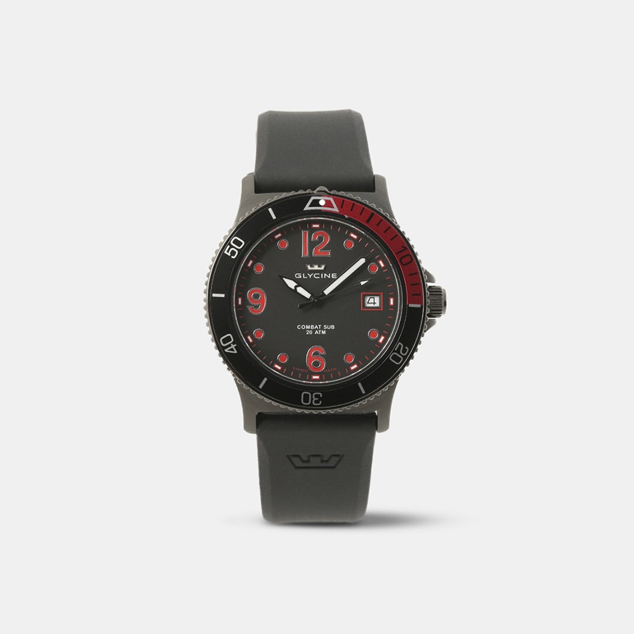 Glycine Combat Sub Quartz Watch