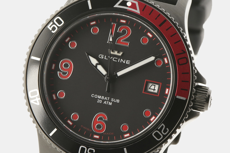 Glycine Combat Sub Quartz Watch