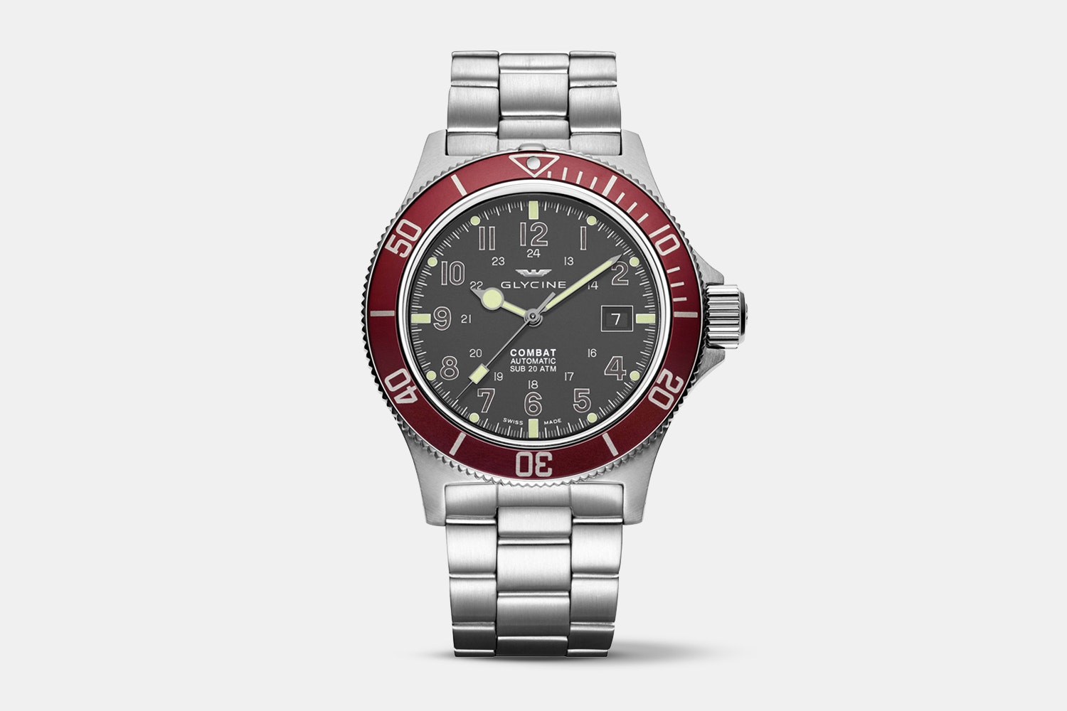 Glycine Combat Sub Automatic Watch