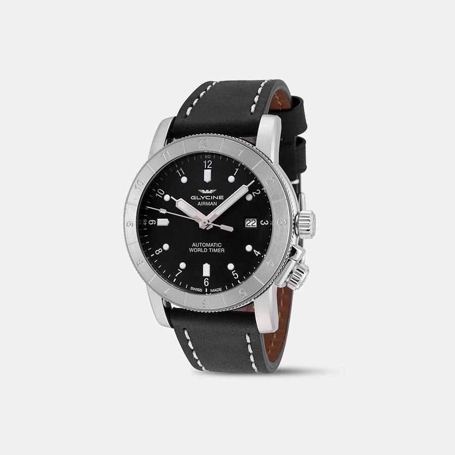Glycine Double Twelve Watch