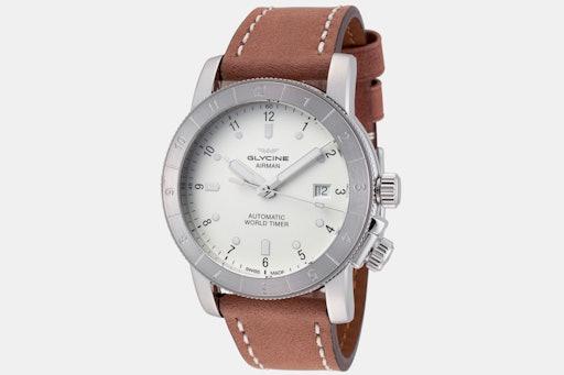 Glycine Double Twelve Automatic Watch