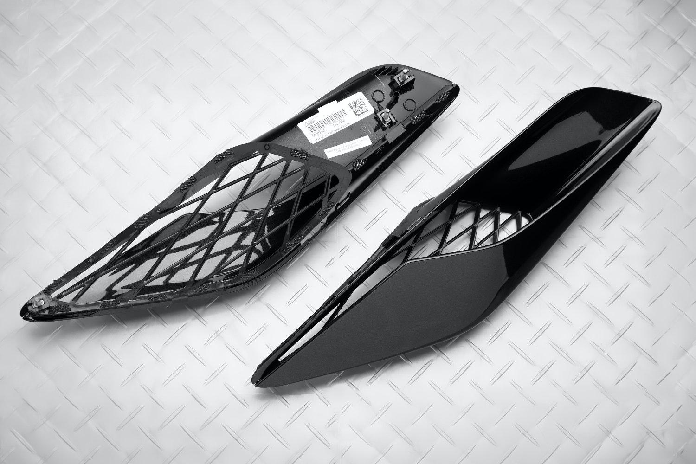 GM Carbon Flash Z06 Side Vents (C7)