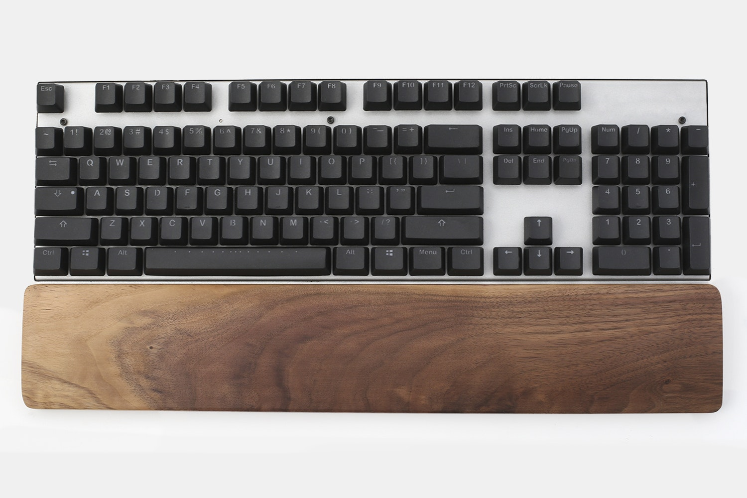 Game Madman Wooden Wrist Rest