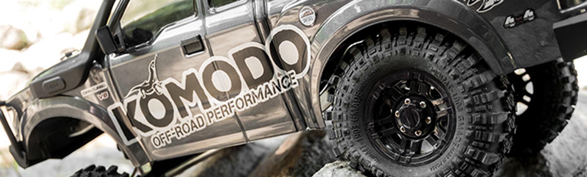 Gmade Komodo RTR 1/10 4WD Rock Crawler