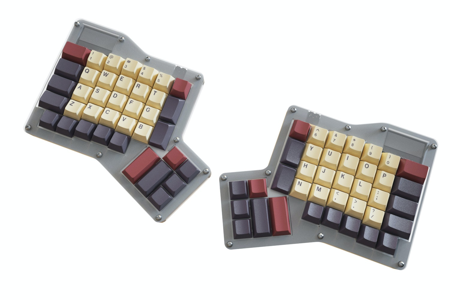 GMK Plum Add-On Keycap Kit