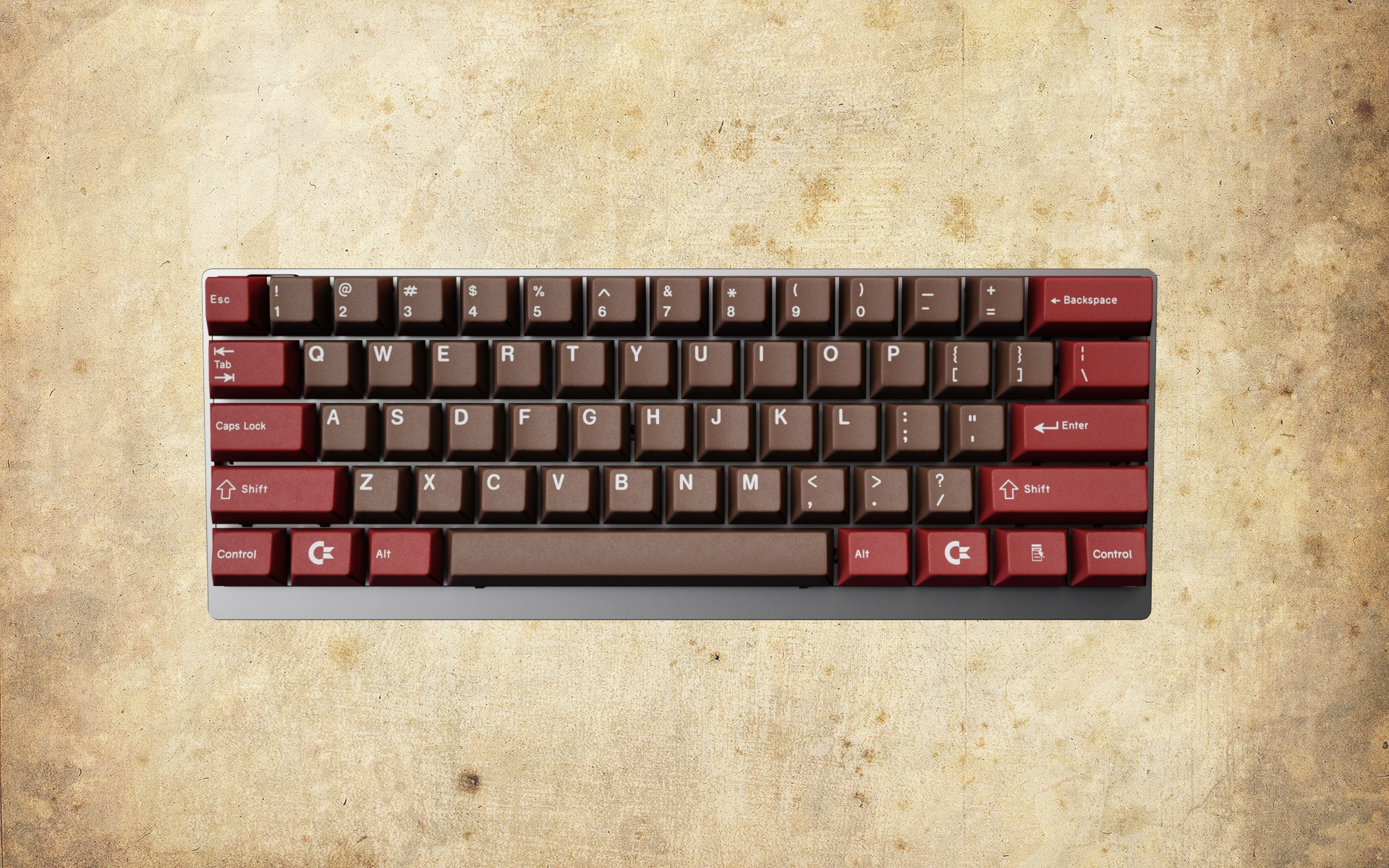 GMK Retro Keycap Set