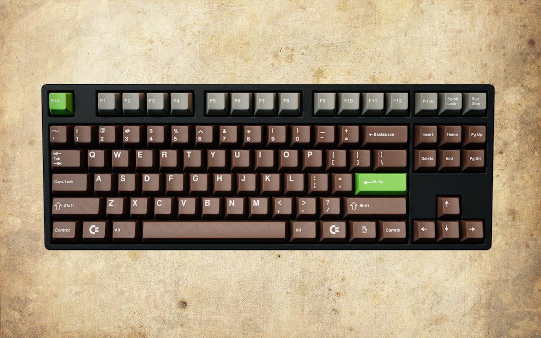 GMK Retro Keycap Set