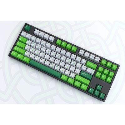 GMK TA Royal Alpha Typewriter Keycap Set   Price & Reviews   Massdrop