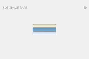 6u Space Bars