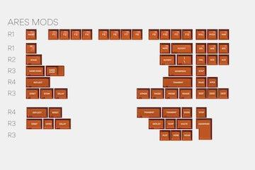 Ares (Orange)