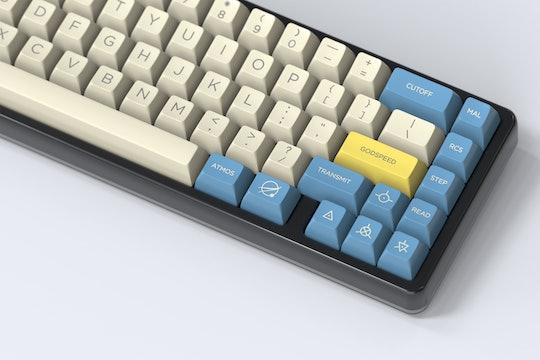 Drop + MiTo SA Godspeed Custom Keycap Set