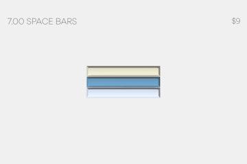 7u Space Bars