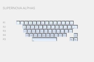 Supernova Alphas