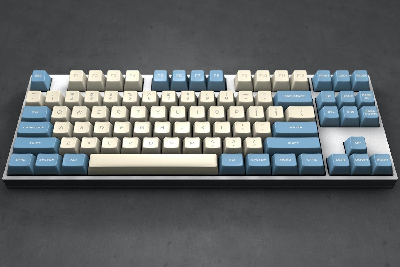 Godspeed Custom SA Keycap Set