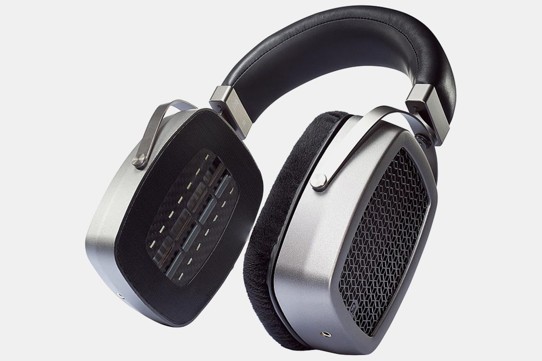 Gold Planar GL1200 Headphones