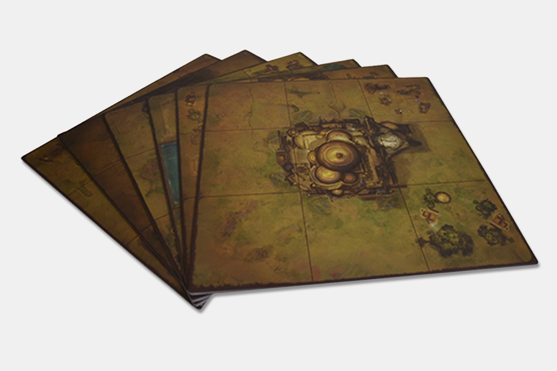 Golem Arcana Map Tiles Set 2
