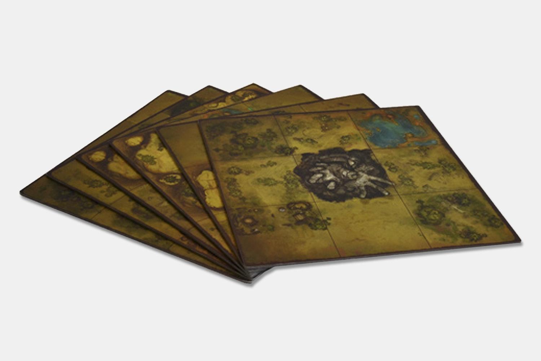 Golem Arcana Map Tiles Set 1