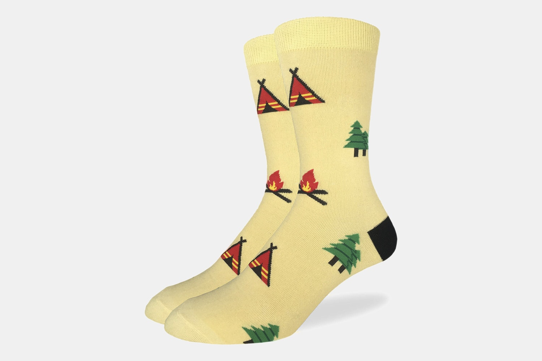 Camping Crew Socks