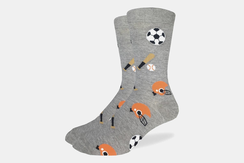 Sports Crew Socks