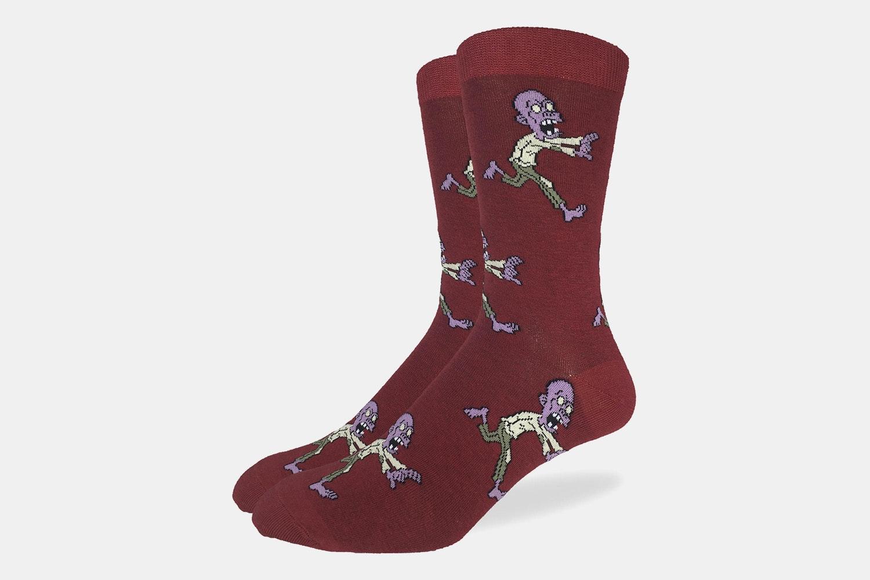 Zombie Crew Socks