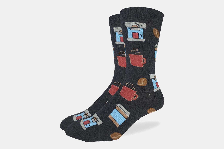 Coffee Crew Socks