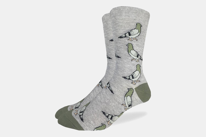 Pigeons Crew Socks
