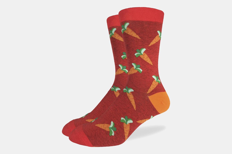 Carrots Crew Socks