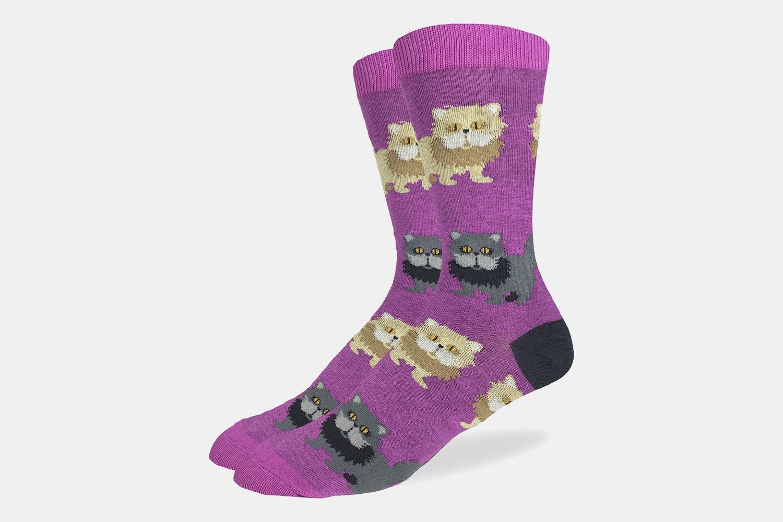 Persian Cats Crew Socks