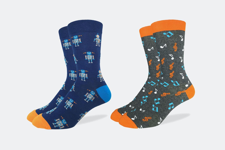 Good Luck Sock Graphic Socks (2-Pack)