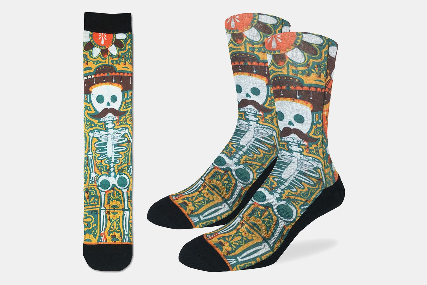 Señor Bones Active Fit Socks