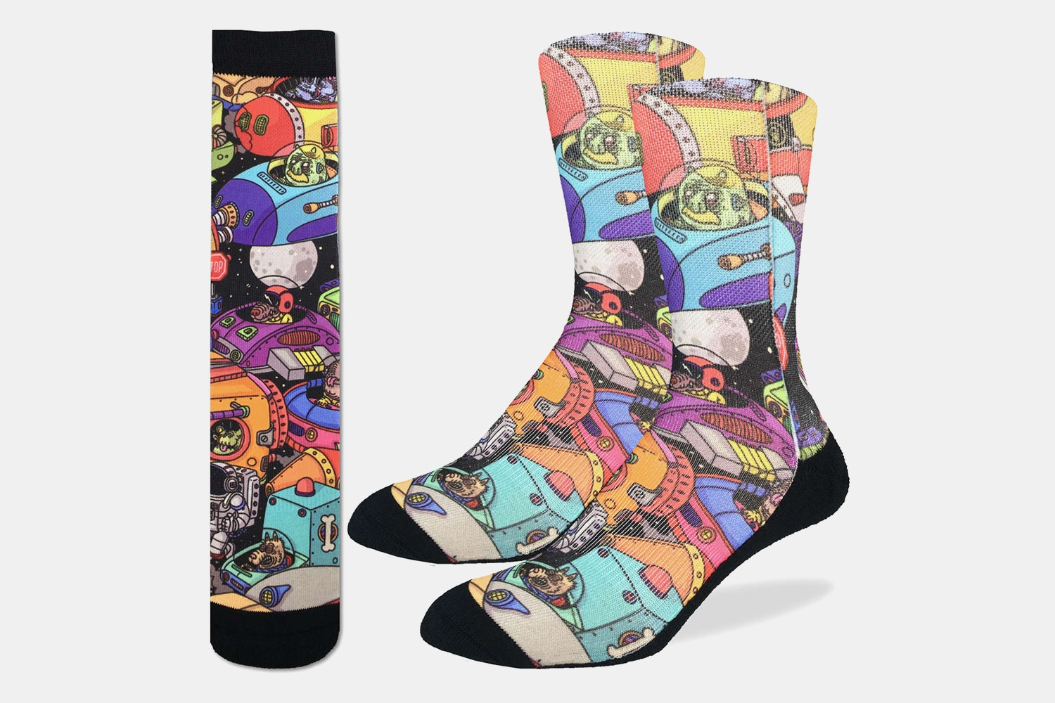 Space Jam Active Fit Socks
