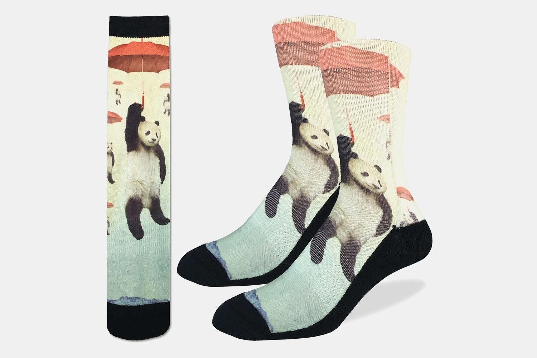 Panda Storm Active Fit Socks